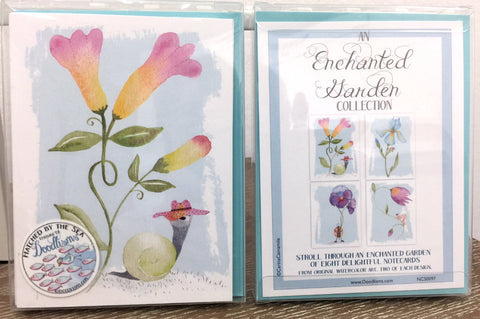 Enchanted Garden Collection | Notecard Set