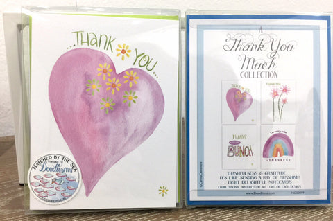 Thank You Much Collection | Notecard Set