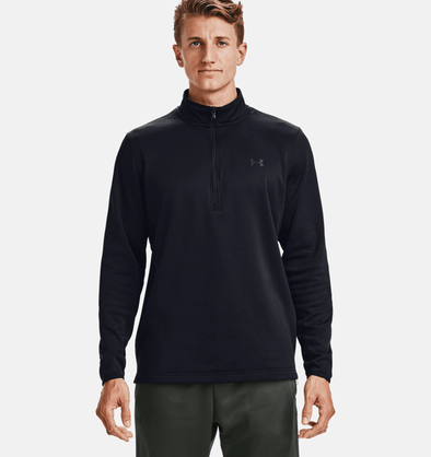 Under Armour Armour Fleece® 1/2 Zip Shirt - Black - 1357145 001
