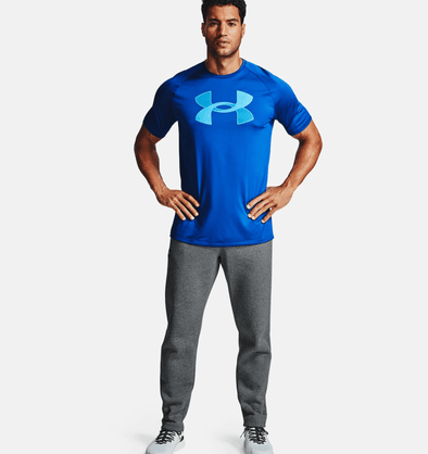 **Tall Sizes** Under Armour Rival Fleece Pants - Onyx - 1357129 012