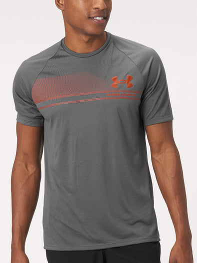 Under Armour UA Tech™ Logo Wordmark Tee - 1357235 012