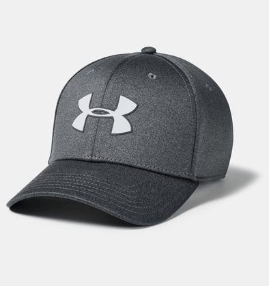 Under Armour Twist Stretch Cap - Grey - 1351415 013