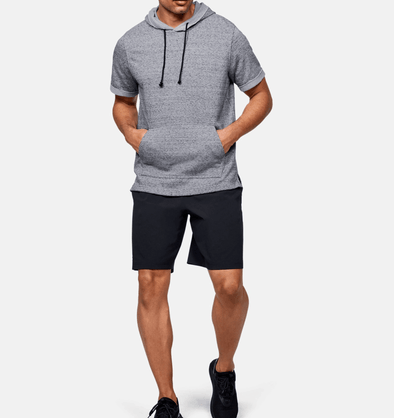 Under Armour Sportstyle Stadium Short-Sleeve Hoodie - 1326763 063
