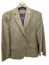 Jack Victor Grey Check  Suit Separate SP3023 - Jacket Only