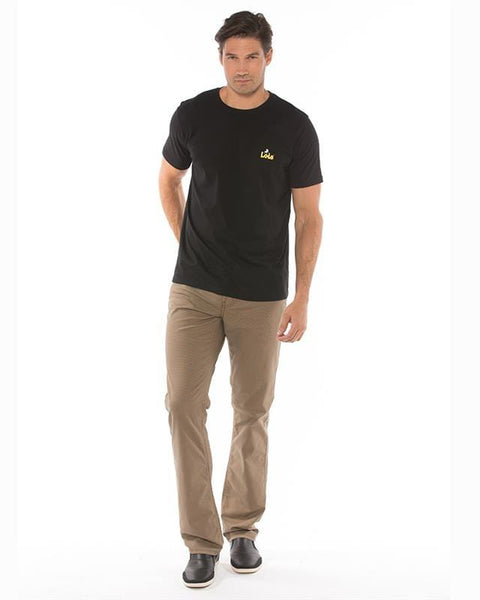 Lois Brad Slim Casual Pants 1136 801000 53 Camel