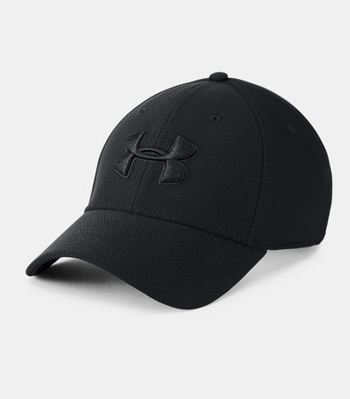 Men's UA Blitzing 3.0 Cap - Black - 1305036 - 002