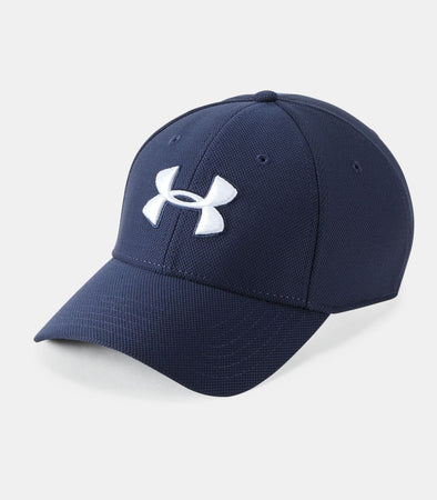 Men's UA Blitzing 3.0 Cap - Midnight Blue- 1305036 - 410