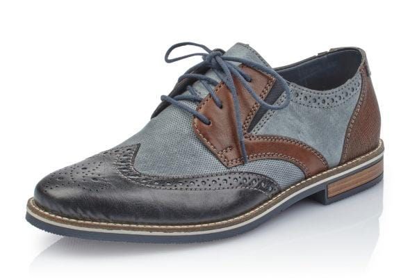 Rieker Brogue Shoe 13520-16
