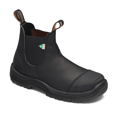 Blundstone 168 - Safety Boot with Rubber Toe Cap