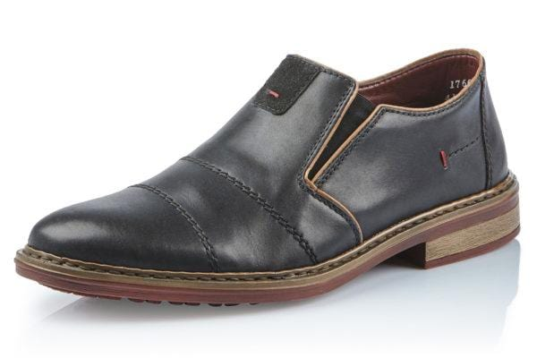 Rieker Slip On Black - 17661