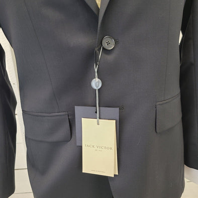 Jack Victor Black Suit Separate SP3019 - Jacket Only