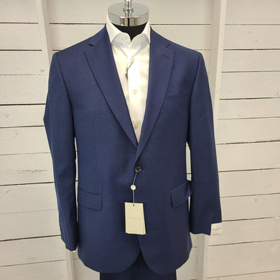 Jack Victor Blue Check  Suit Separate SP3022 - Jacket Only