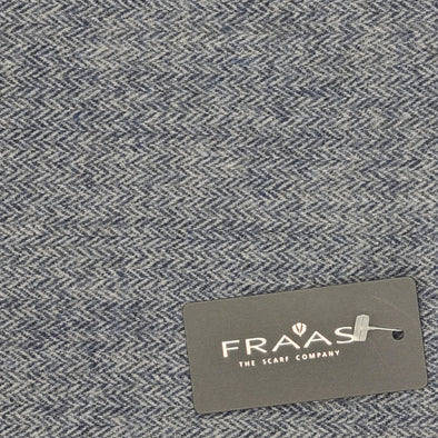 Fraas 60/40 Poly/Virgin Wool - Navy - 3480050 590