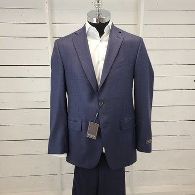 100% Wool Jack Victor Suit - Gibson Cut - 352423 *40R Only*