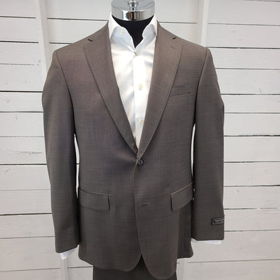 Jack Victor 100% Wool Suit - Napoli Cut - 3171120