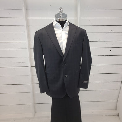 100% Wool Jack Victor Suit - Napoli Cut - 3171130