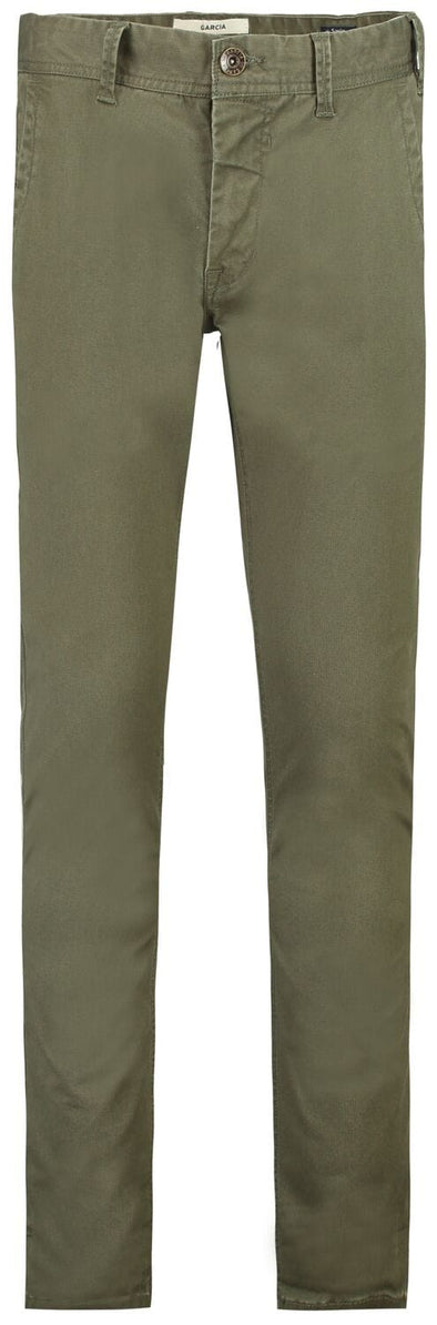 Garcia Slim Fit Pant Green Kalamata - H91111 2088