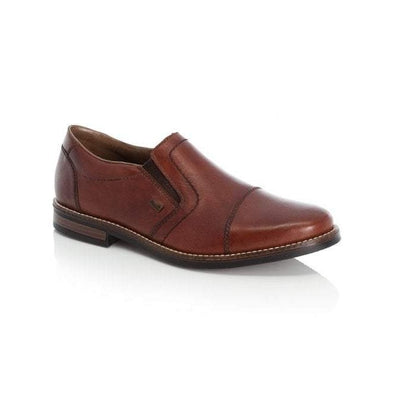 "Rieker ""Tex"" Slip-On Shoes - Brown - 13572-24"