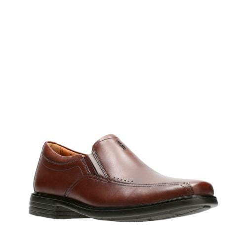 Clarks Unsheridan Go - Black and Brown