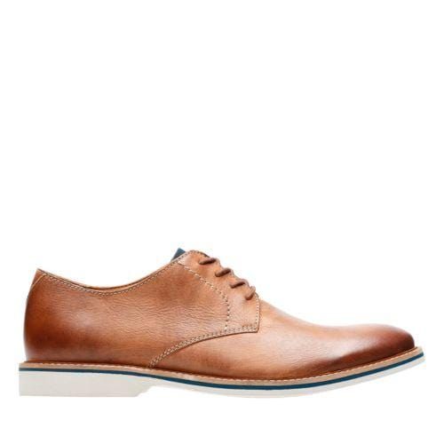 Clarks Atticus Lace Tan Leather 26131824