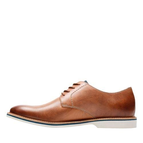 Clarks Atticus Lace Tan Leather | 26131824