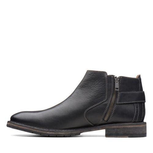 Clarks Clarkdale Remi Black Leather 26136827