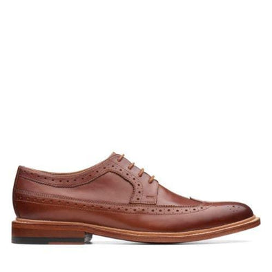 Bostonian No16 Soft Wing - Dark Tan Leather | 26137284