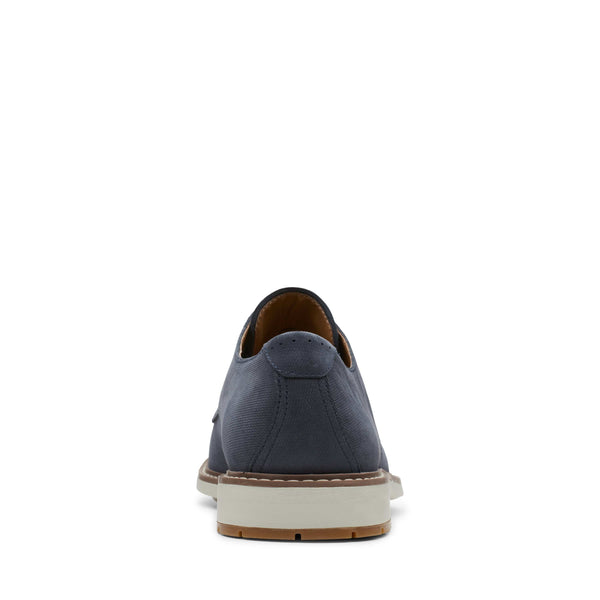 Clarks Atticus Lace Navy 26149705