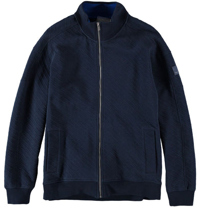 *Small Only* Garcia Full-Zip Sweater - G91061 292