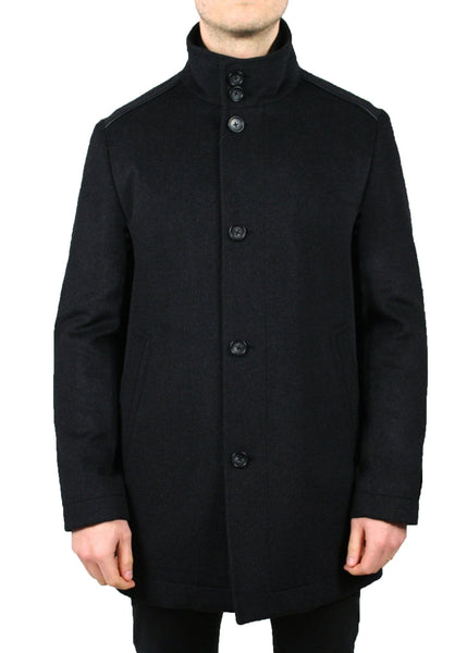 S. Cohen Weather Report 2 Campbell Cashmere Coat 3000S8