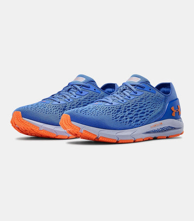 Under Armour UA HOVR Sonic 3 Sneakers Water / Orange Spark 3022586 400