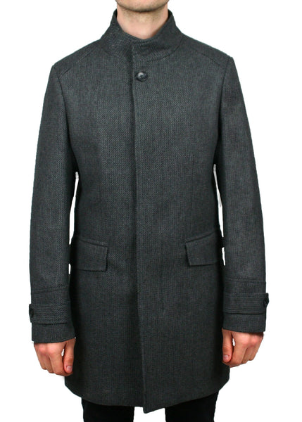 S. Cohen Weather Report Cortina Overcoat