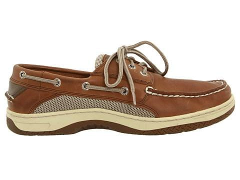 Sperry Billfish 3-Eye Boat Shoe - Dark Tan