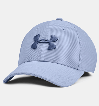 Under Armour Blitzing 3.0 Cap - Washed Blue - 1305037 420