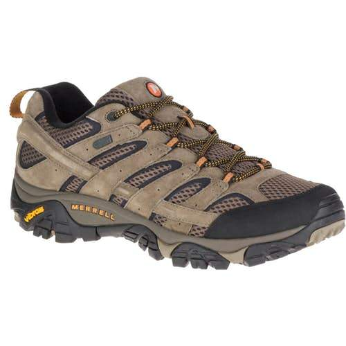 Merrell Moab 2 Waterproof Light Trail Sneaker - Men's