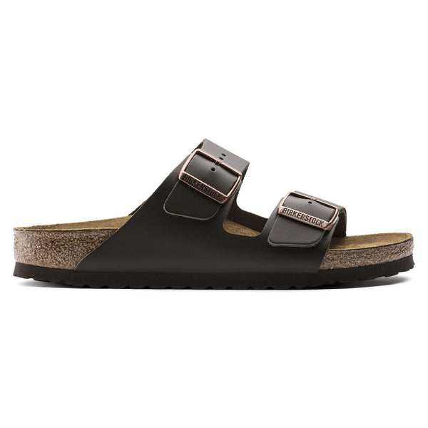 Birkenstock Arizona Leather - Dark Brown 0051101