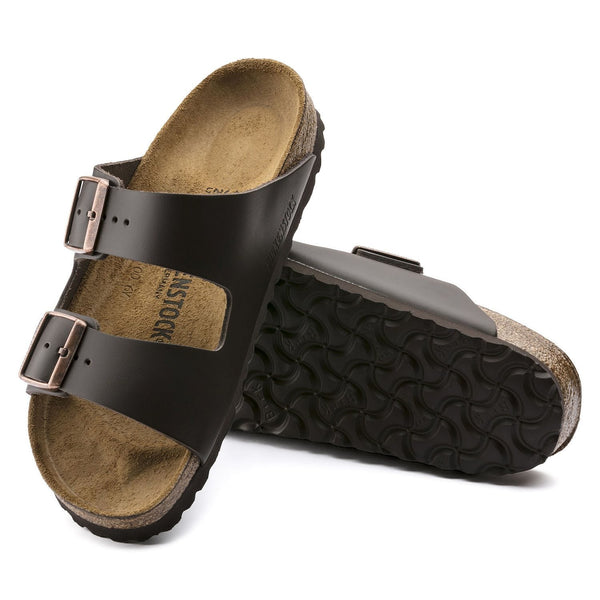 Birkenstock Arizona Leather - Dark Brown