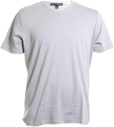 Robert Barakett T-shirt V Neck 23336V Monument Grey