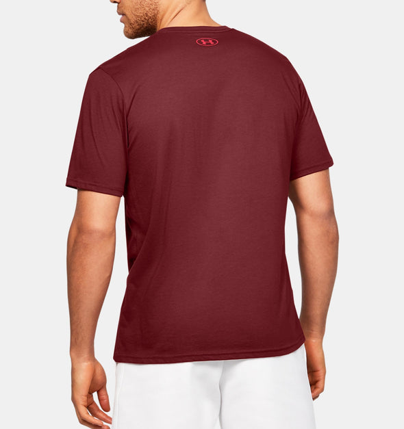 Under Armour Boxed Sportstyle T- Shirt - Cordova - 1329581 - 688