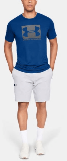 Under Armour Boxed Sportstyle T- Shirt - 1329581 - 400