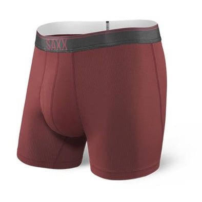 Saxx Quest Boxer Brief Brick Red SXBB70F-BRR