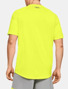 Under Armour Yellow Tech 2.0 Short Sleeve - 1326413 - 786