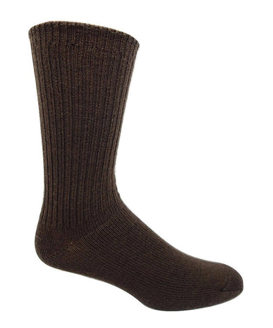"J.B. Field's ""Wool Weekender"" 96% Merino Wool Sock - Brown 04 - 8781 8783 6781"