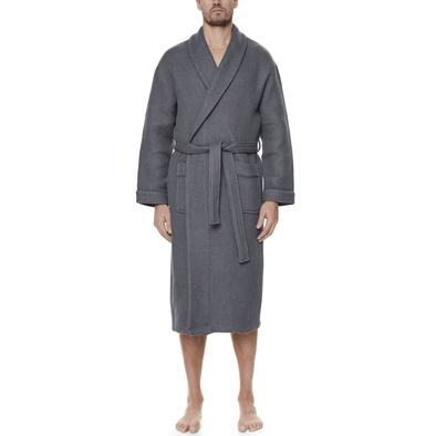 Majestic Weathered Honeycomb Robe - Capri - 12008110