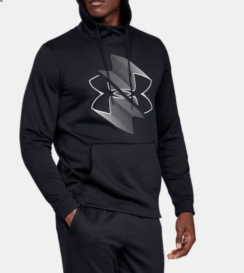 Mens Under Armour Fleece - Blur 1345324 001