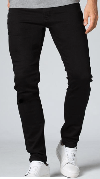 DUER NO SWEAT PANT SLIM - BLACK