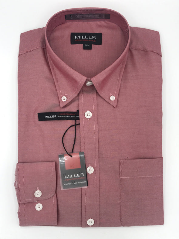 Miller Performance Solid Sport Shirts - 31732