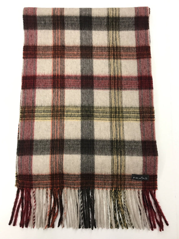 Fraas Wool and Cashmere Scarves