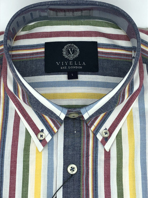 Viyella Short Sleeve Sport Shirt 550310 9000