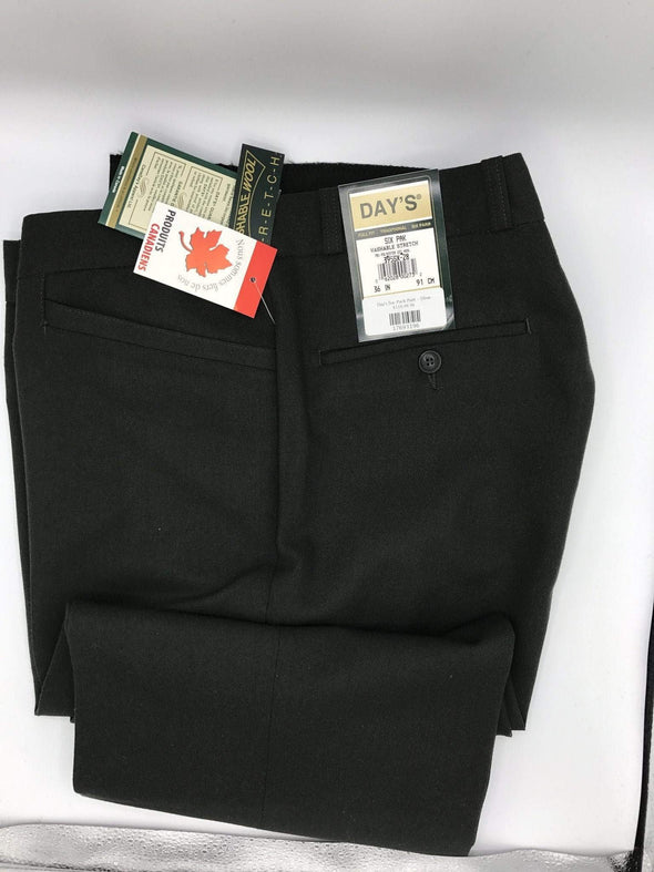 Day's Six-Pack Pant - Olive